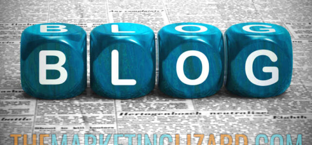 Blog Marketing: 4 Important Factors to Consider